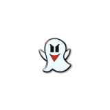 Virtual Ghost Pin - Black Nickel