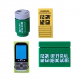 Custom Geocaching Accessory Brick Pack