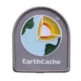 """Aufnäher """"EarthCache™"""""""