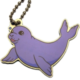 "Travel Tag Festive Collection ""Snowflake the Seal"""