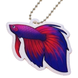 "Travel Tag Geopets ""Betta the Fish"""