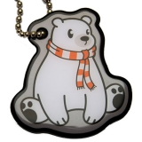 "Travel Tag ""Polar Bear"" Cachekinz™"