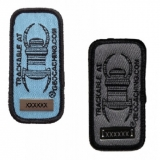 Geocaching Trackable Travel Bug® Patch