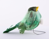 """Cache-Behälter """"Vogel"""" grün"""