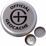 Geocache Container  Round, Small