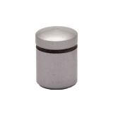 Cache Container nano, silver