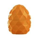 "Dose ""Drachenei"" M orange"