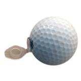 Geocache Golfball