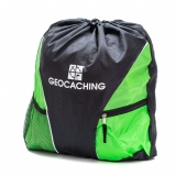 Geocaching Drawstring Pack