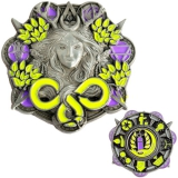 "Geocoin GCC ""Guarding Gaia"""