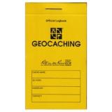 Logbuch Groundspeak, klein, englisch