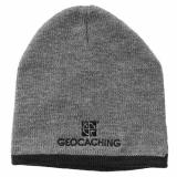 """Mütze """"Geocaching"""" mit Logo"""