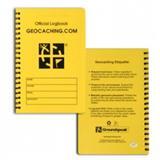 Logbuch Groundspeak, groß, deutsch