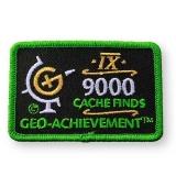 Patch 9000 Finds Geo-Achievement®