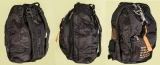 BLACK ′DEPLOYMENT BAG 6′ RUCKSACK