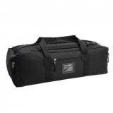 Combat Duffle Bag black