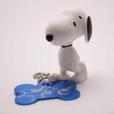 Trackable Miniature Snoopy