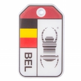 Travel Bug®, Belgien