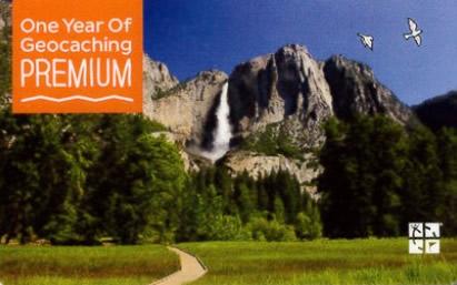 Groundspeak Premium-Mitgliedschaft