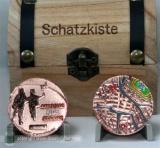 Austrian Kidscoin RE - Kupfer poliert